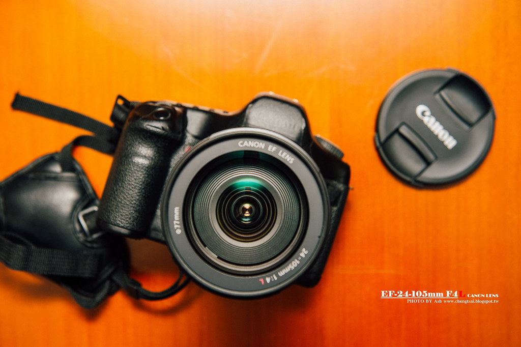 EF 24-105mm F4L with 5D