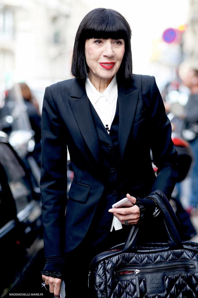 Chantal Thomass at Paris fashion week
