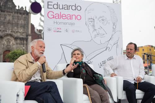 Galeano metía las manos y el corazón en el dolor humano: Blanche Petrich