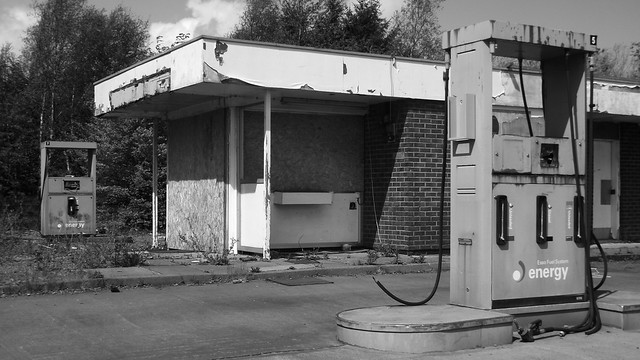 this petrol station is no more, it has ceased to be 02