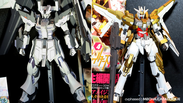 54th Shizouka Hobby Show - Gundam Build Fighters Amazing