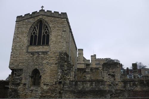 St Hugh's Chapel