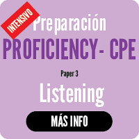 CAMBRIDGE intensives CPE Listening