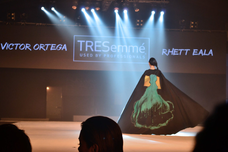 Patty Villegas-Tresemme Runway Ready-3