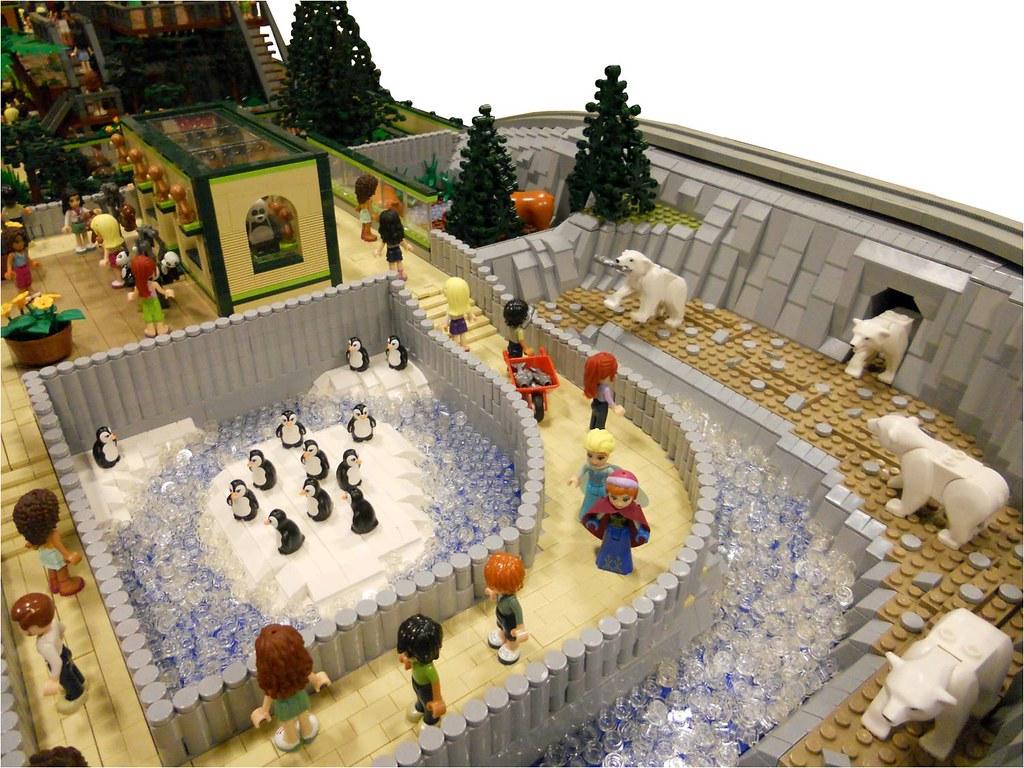 LEGO Friends: Animal Park   Penguins   Anne Mette V   Flickr