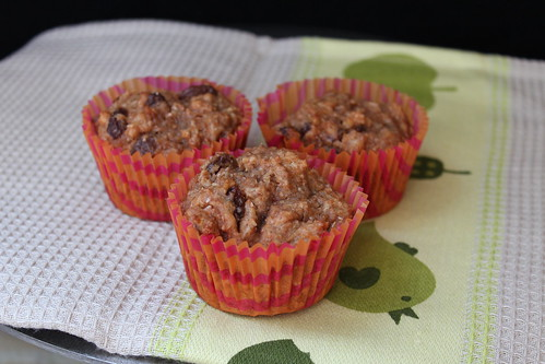 Home Style Bran Muffins