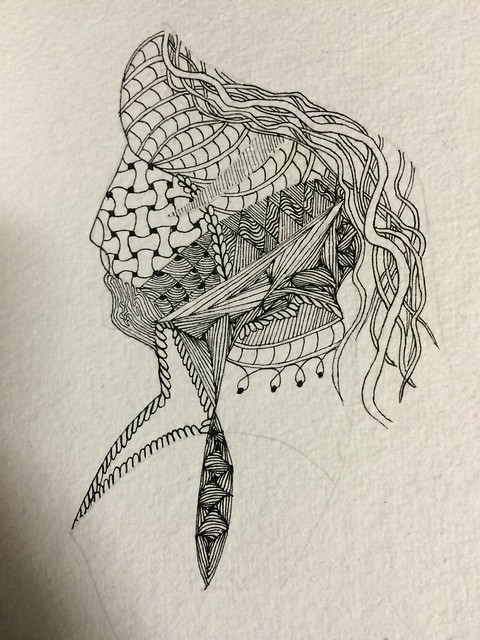 Zentangle Inspired Art 9