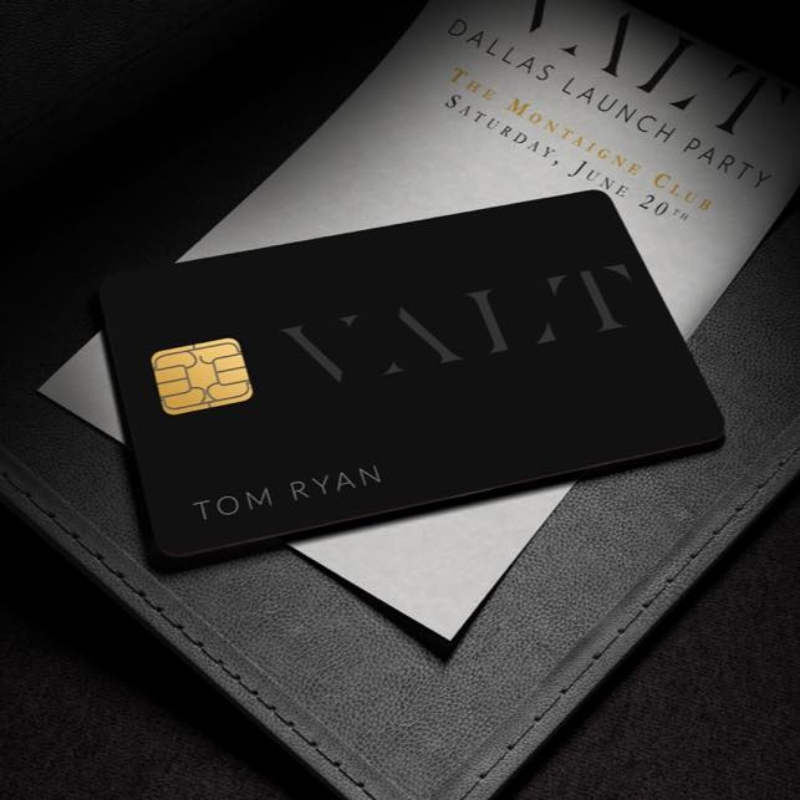 Val Black Card in Dallas to launch party at infamous Montaigne club