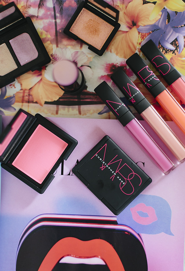 NARS x Christopher Kane What Olivia Did