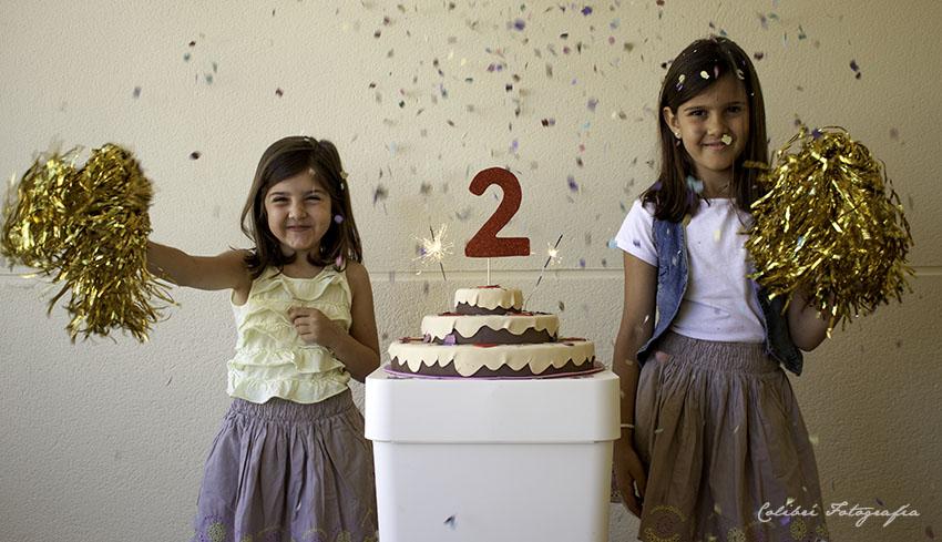 2º cumpleaños Litel Pipol