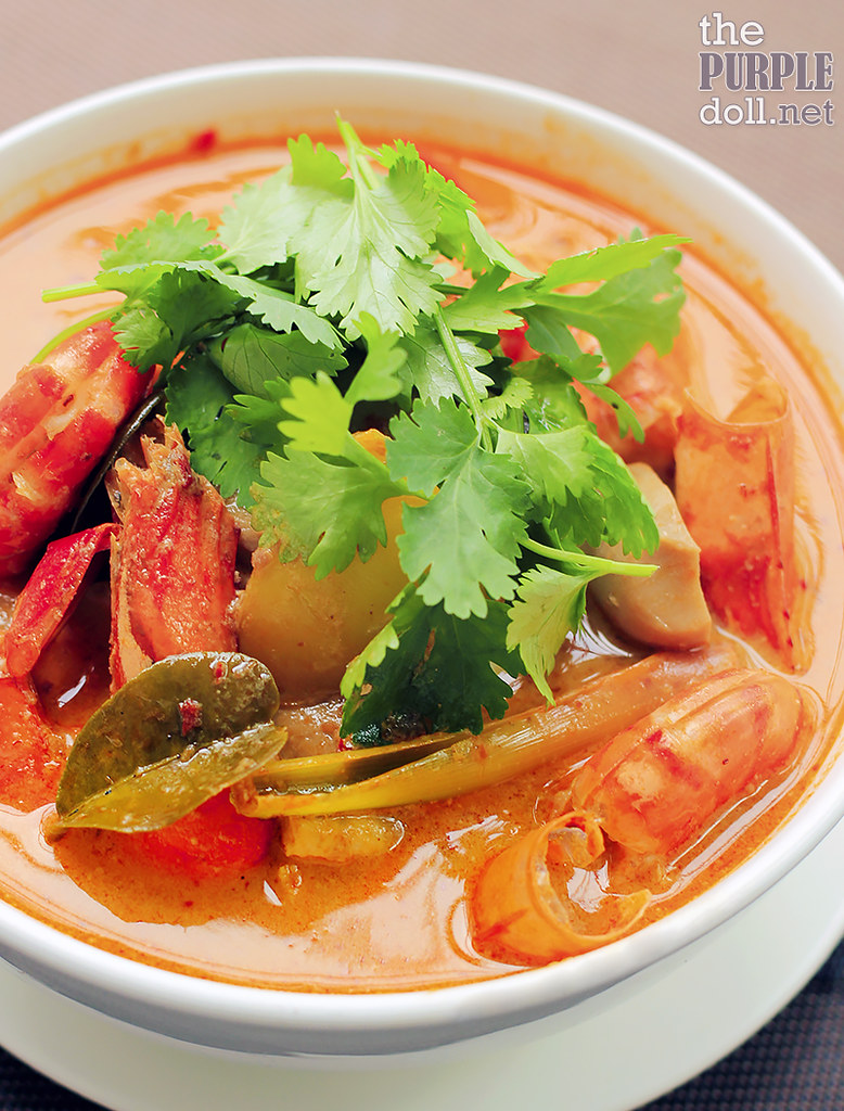 Tom Yum Kung (P190 Single, P380 Sharing)