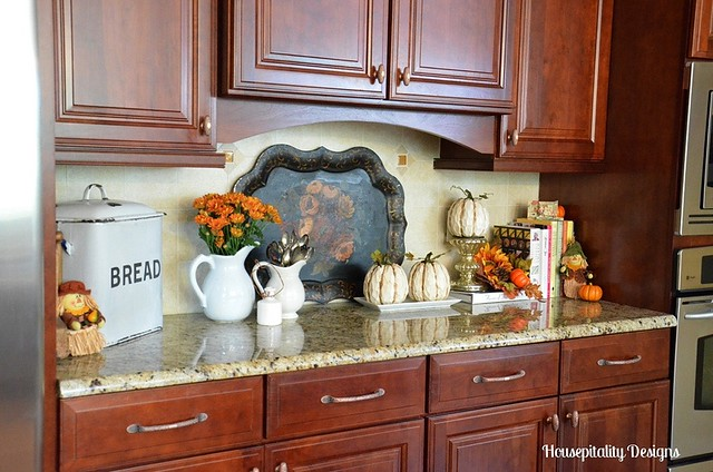 Kitchen for Fall-Housepitality Designs