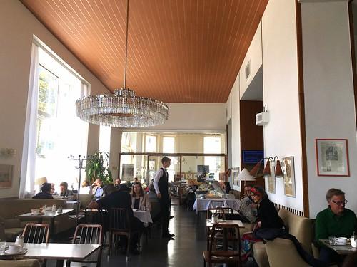 Café Prückel, Vienna, Austria