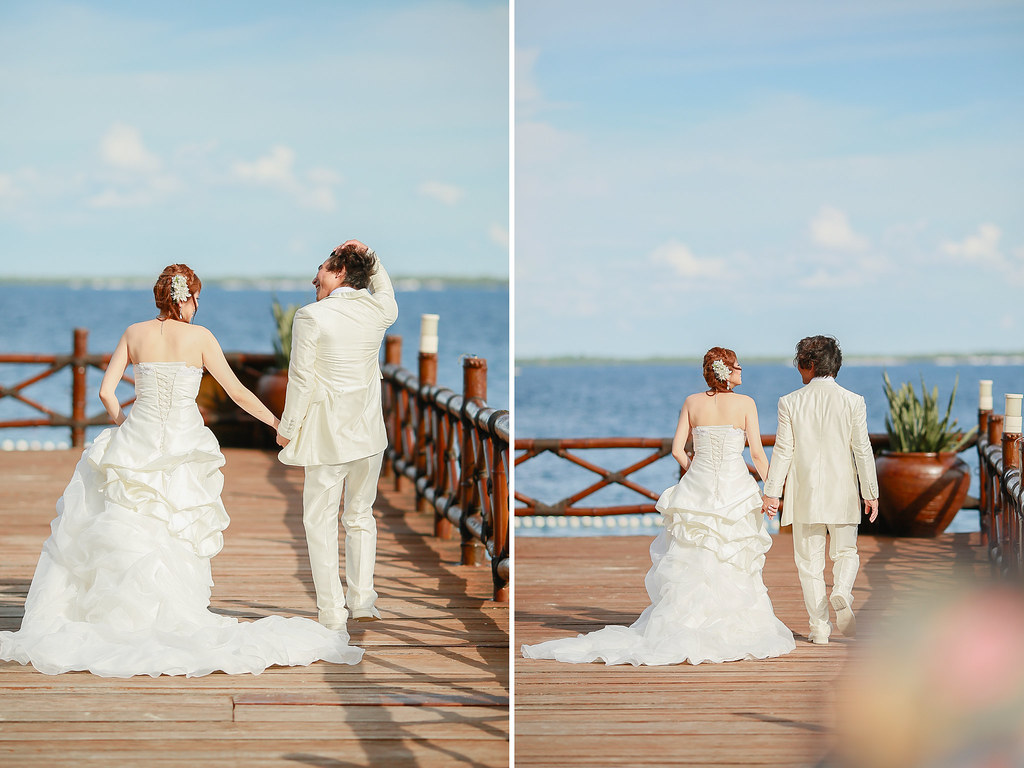 Cebu Post-Wedding, Jpark Island Mactan Wedding
