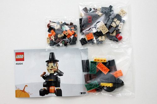 LEGO Seasonal Pilgrim's Feast (40204)