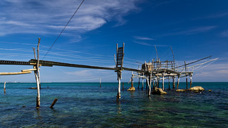 Trabocco del Turchino | by Merlindino