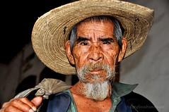 taraumara old man (Mexico)