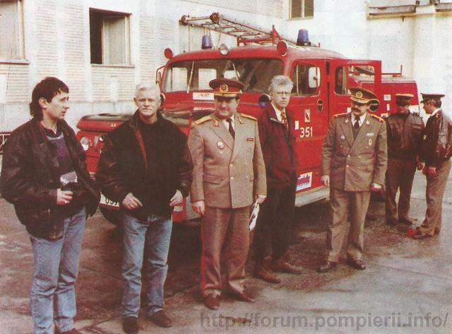 Pompierii Bucuresti -1996