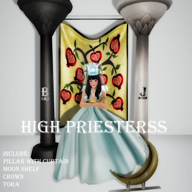 *NAMINOKE*HIGH PRIESTESS