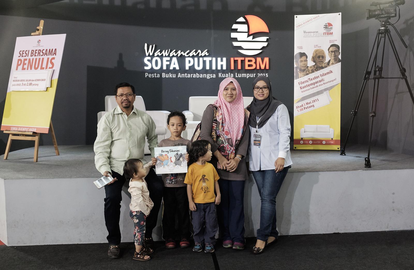 Family Photography | Pesta Buku Kuala Lumpur
