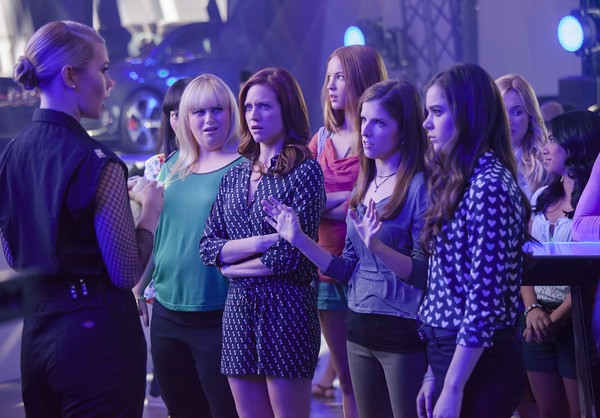 The girl gang is back for more of the same -- which was just what we wanted -- in PITCH PERFECT 2.
