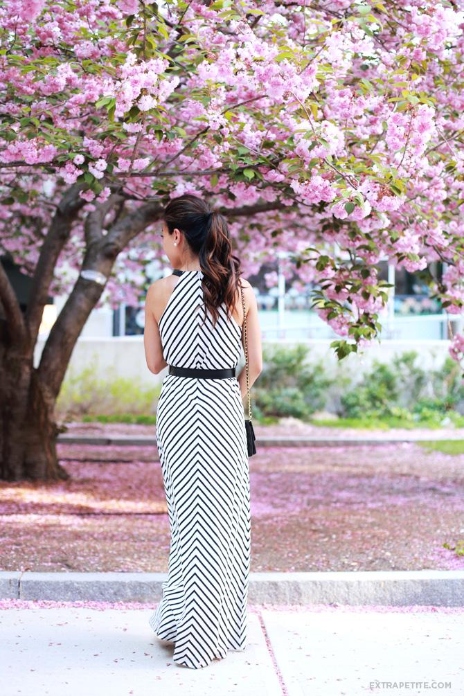 ann taylor striped maxi dress petite4