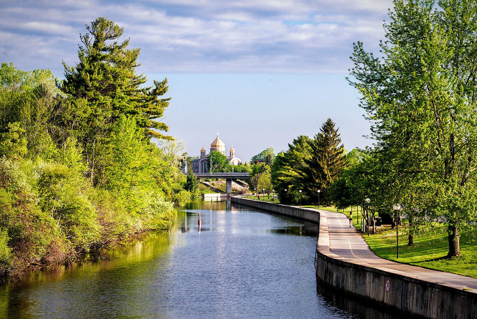 Hog's Back Locks - Rideau Canal