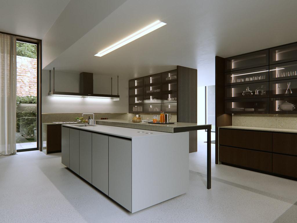 Varenna poliform for Poliform kitchen designs