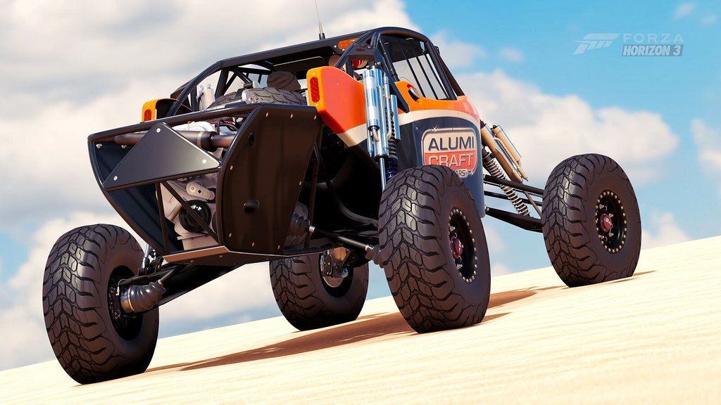 Buggy Race Car