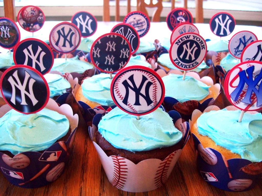 Ny Mets Birthday Cake Pat