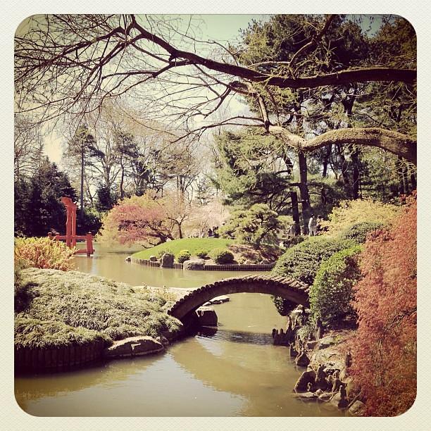 Brooklyn Botanical Garden Young Sok Yun Flickr