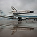 Space Shuttle Discovery Ready For Demate (201204180001HQ)