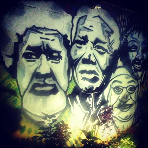 #graffiti #<b>tia #mandela</b> #wolesoyinka #art #mywall - 9300007354_2c03ceca8e