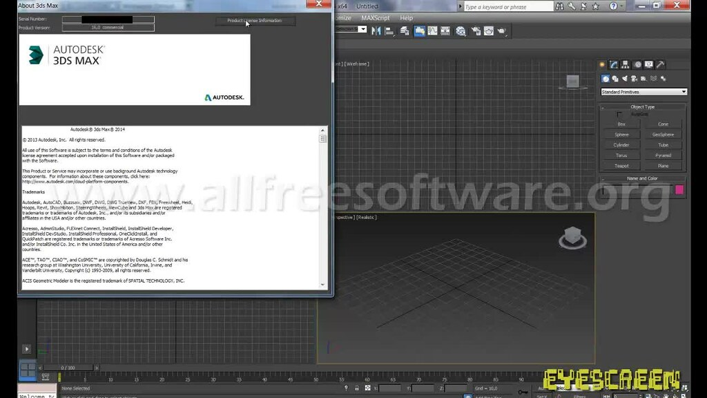 3ds max 32 bit download Trial Version - YouTube
