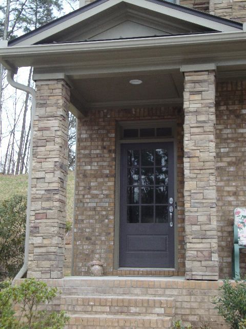 Versetta Stone Plum Creek Ledgestone Comfort Windows