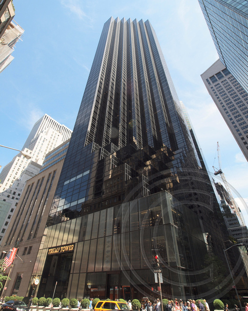 POPS132: 725 Fifth Avenue - Trump Tower, Midtown Manhattan… | Flickr
