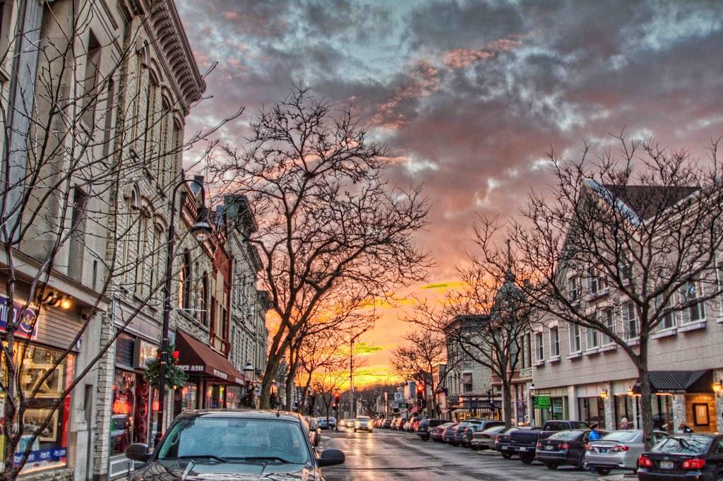 Downtown Waukesha Wisconsin By Sheldn 2sheldn Flickr