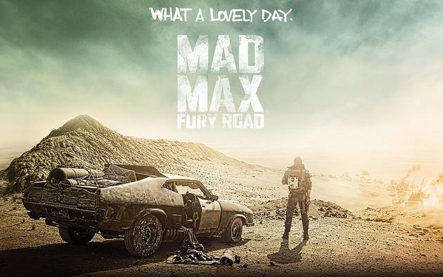 Mad Max: Furia en la carretera – Estreno