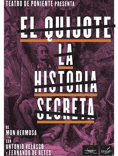 El Quijote, la historia secreta