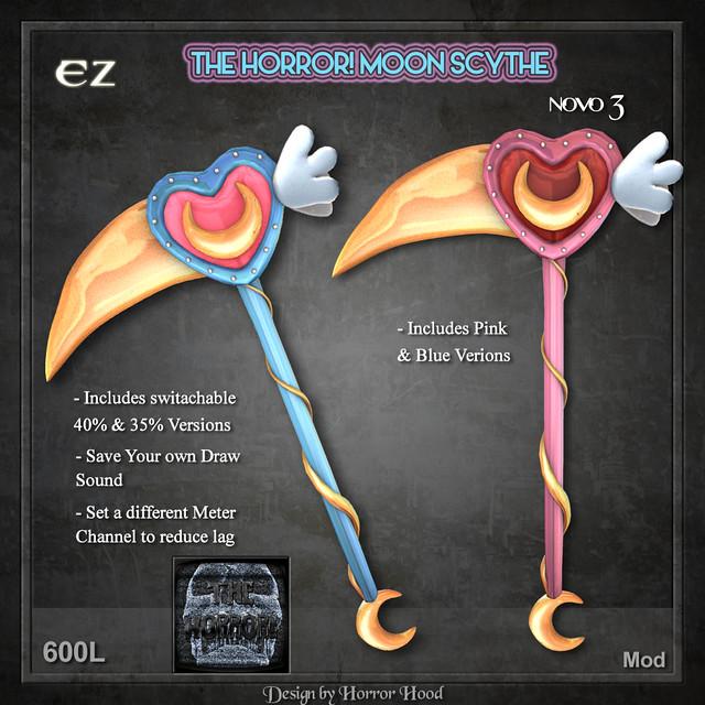 EZ Horror Moon Scythe