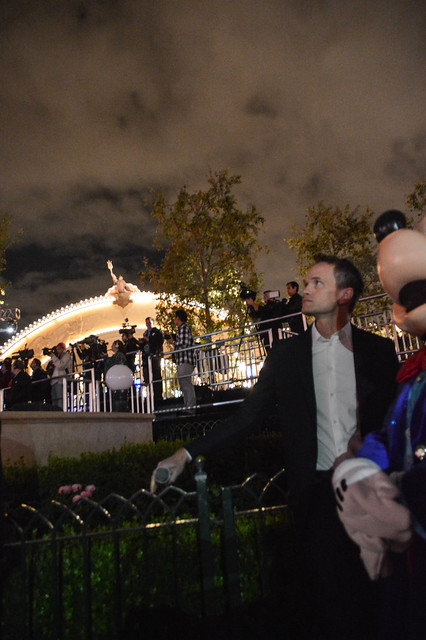 Neil Patrick Harris at World of Color Celebrate Launch