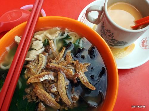 Pan Mee Breakfast