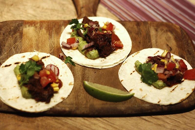 The Brisbane Hotel - Beef tortilla