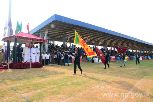 Jaffna to host first ever National Sports Festival