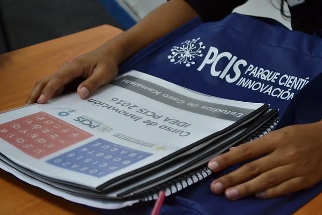 Curso IDEA PCIS 2016 Ibagué