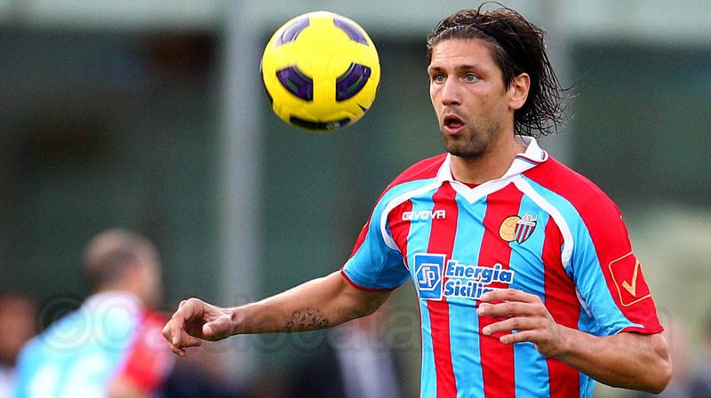 Christian Terlizzi durante la stagione 2010/11