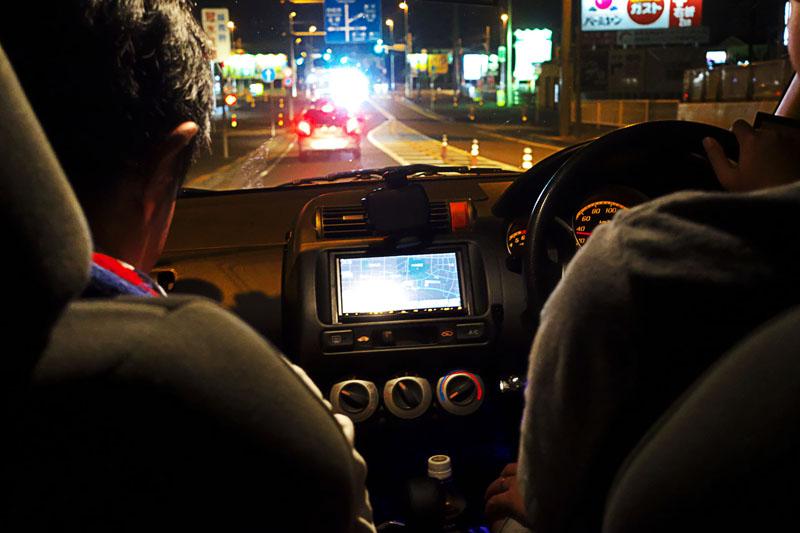ドライブ、ドライブ