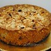 Pear, Ginger and Cranberry Torte
