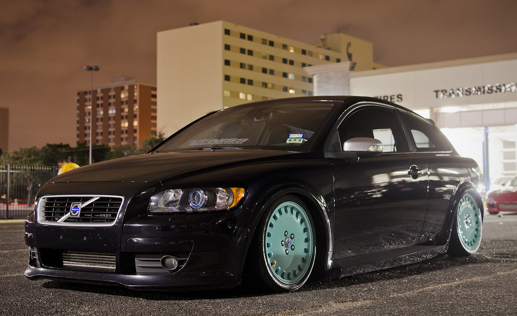 Stanced Volvo | Thanet Taout | Flickr