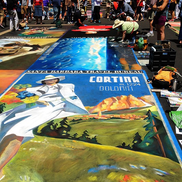 Chalk Art Festival Virginia Beach